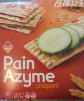 pain azyme craquant - Produit - fr