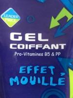 Gel coiffant effect mouillé fixation normale - Product - en