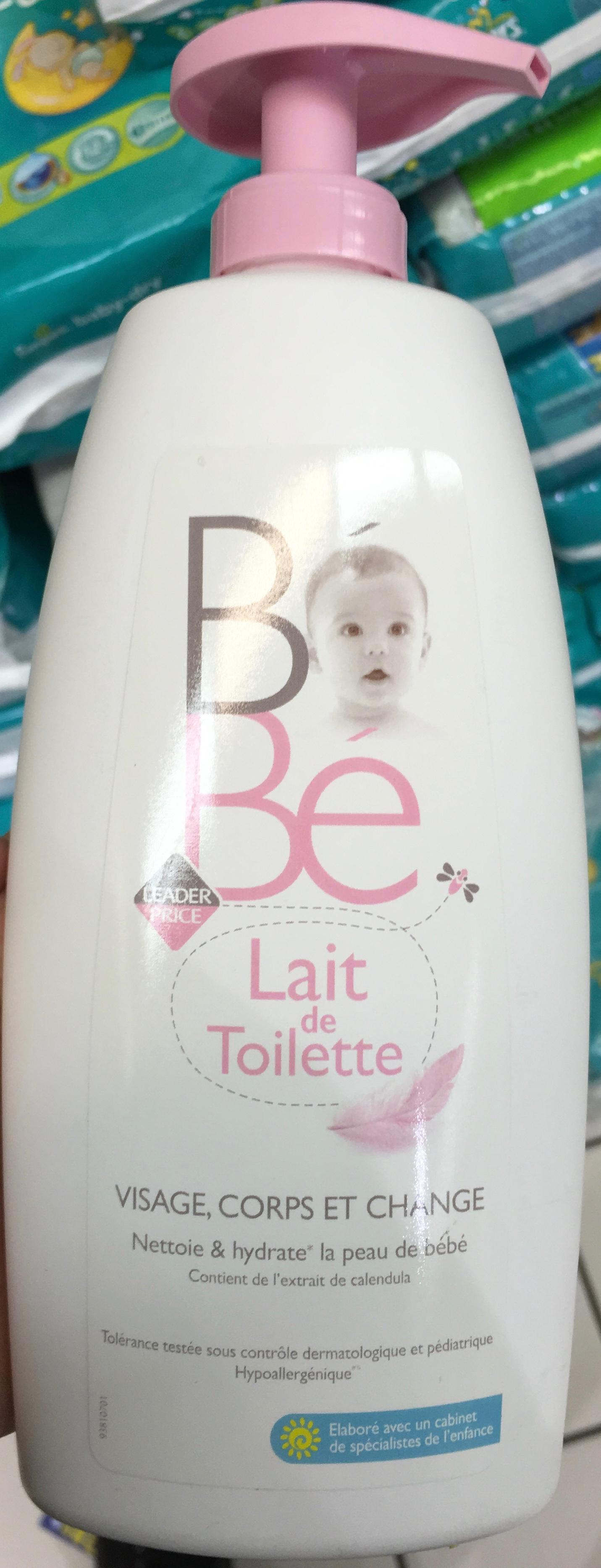 Bébé Lait de Toilette Visage, Corps et Change - Produit - fr