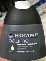 Homme Baume après rasage sans alcool - Product - fr