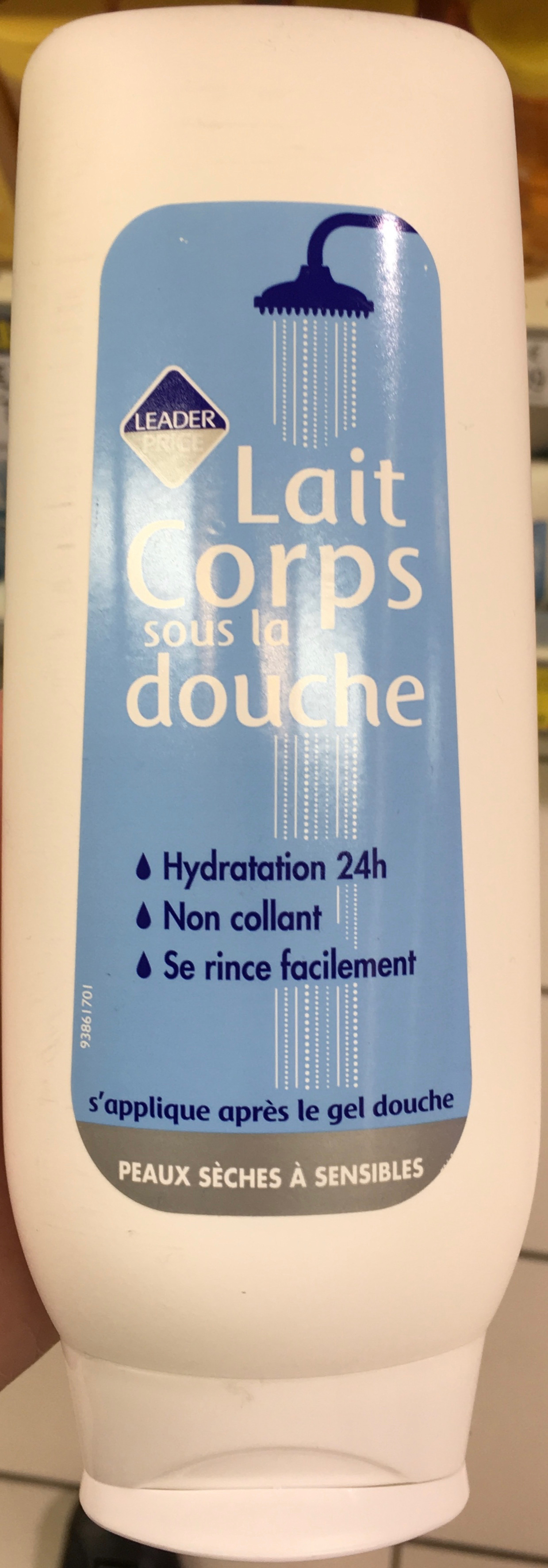 Laits Corps sous la douche - Produit - fr