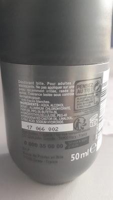 deo bille leader price - Ingredients - fr
