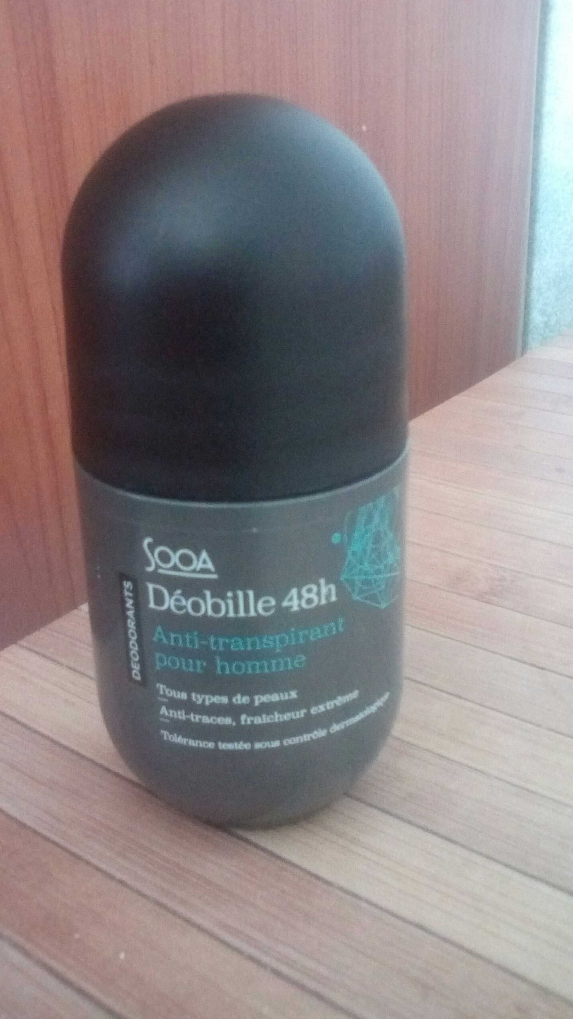 Déobille 48h - Produit - fr
