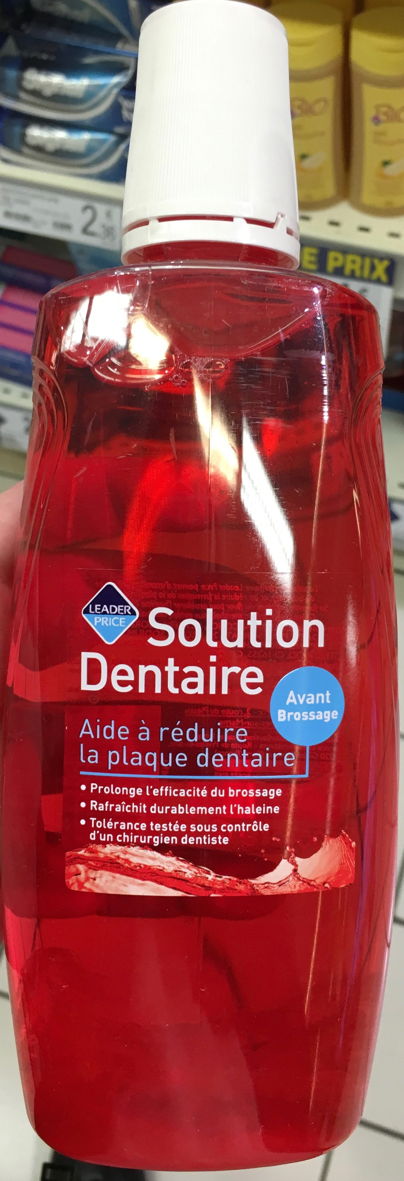 Solution Dentaire - Product