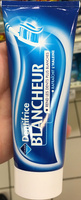 Dentifrice blancheur - Product