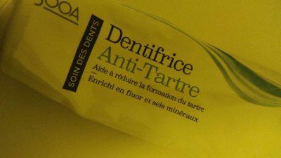 Dentifrice Anti-Tartre - Product