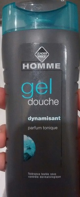 Gel douche homme dynamisant parfum tonique - Produit