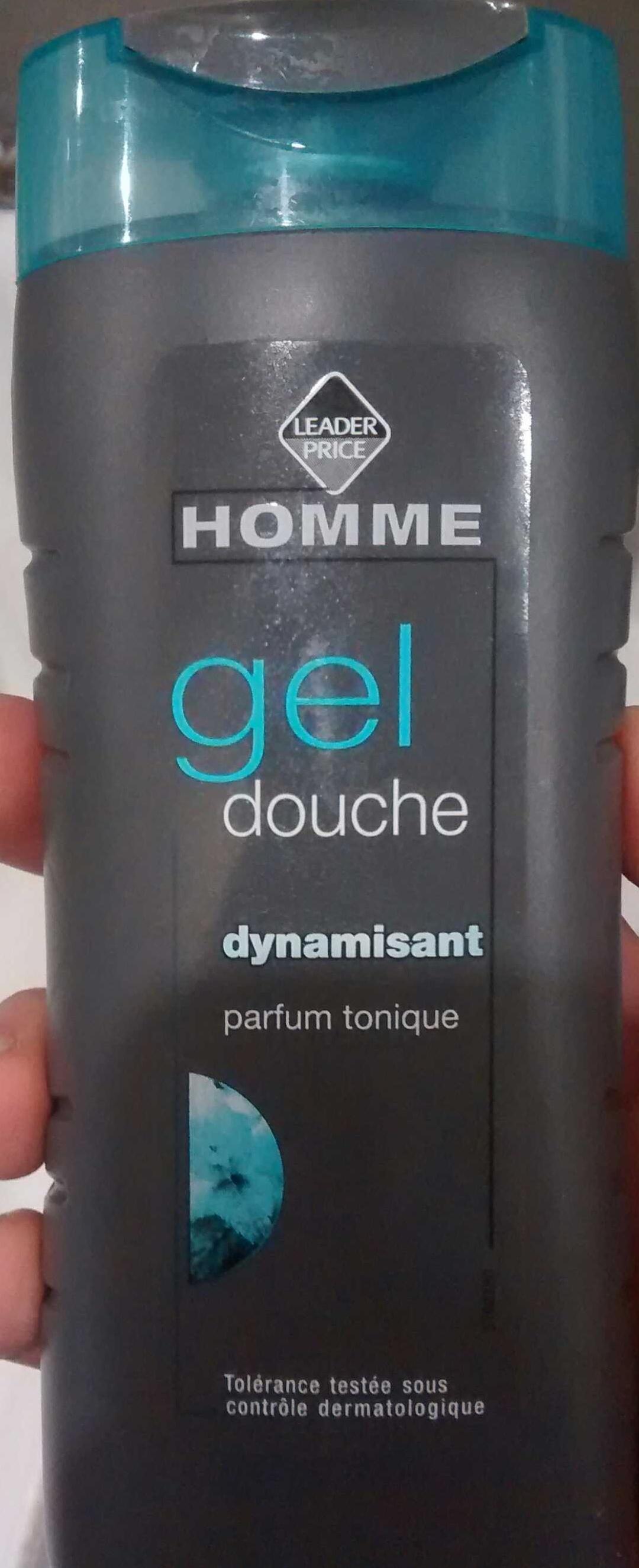 Gel douche homme dynamisant parfum tonique - Product - fr