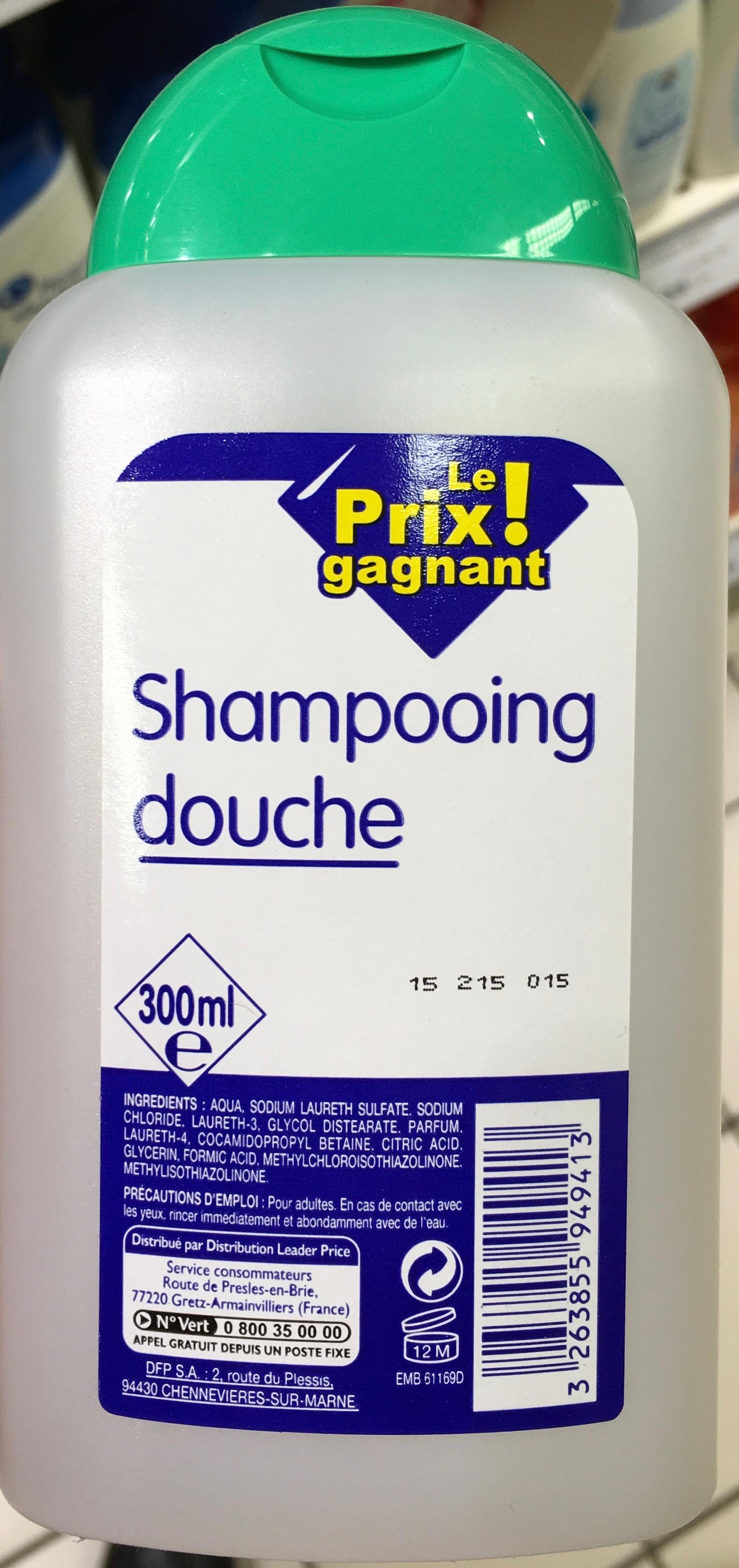 Shampooing douche - Produit - fr