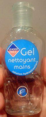 Gel nettoyant mains, solution hydroalcoolique - Produit - fr
