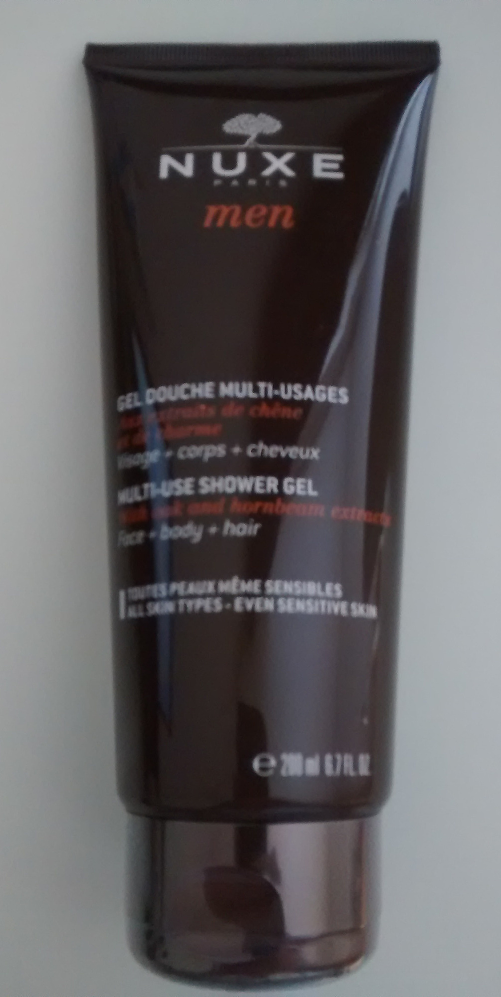 Gel douche multi-usages Nuxe men - Product
