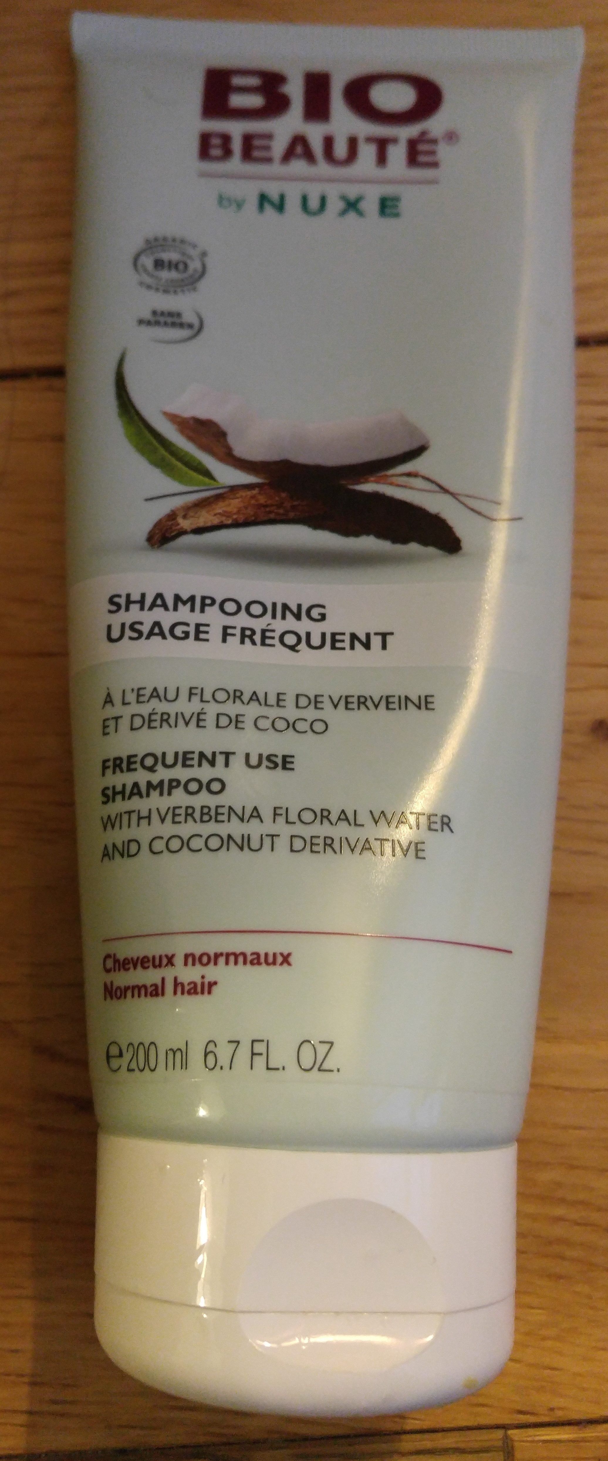 Shampooing usage fréquent - Product