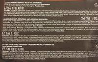 Nuxe Men Offre Découverte Douche Rasage Multifonctions - Ingrédients
