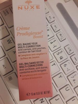 crème prodigieuse Boost - Produit - fr