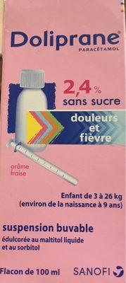 Paracétamol - Product - fr