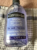 Savon traditionnel de Marseille - Produit