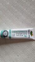 Dentifrice à l\'argile verte - Product - fr