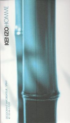 Kenzo Homme Déodorant - Produit