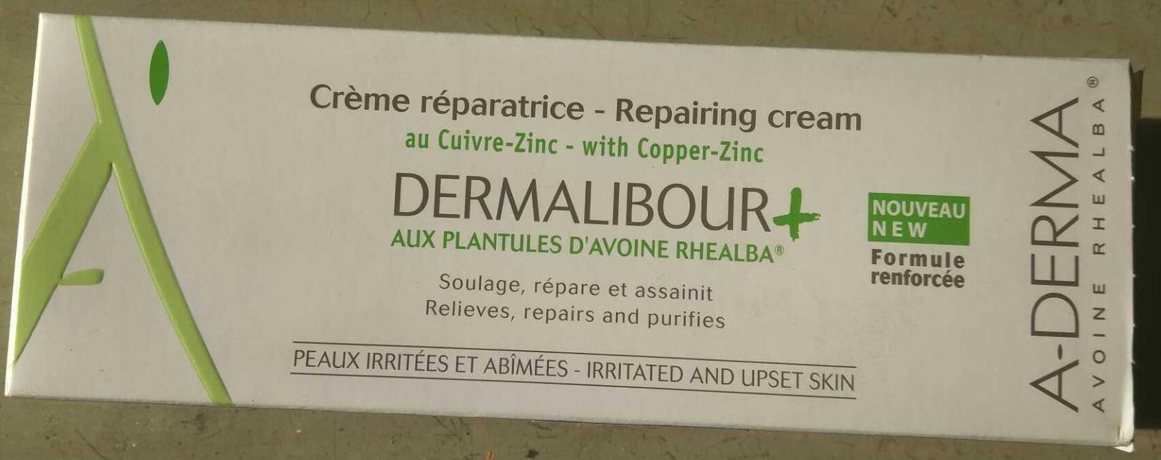 Crème réparatrice Dermalibour+ - Product