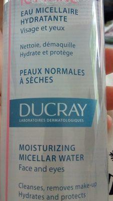 eau micellaire hydratante - Produit - fr