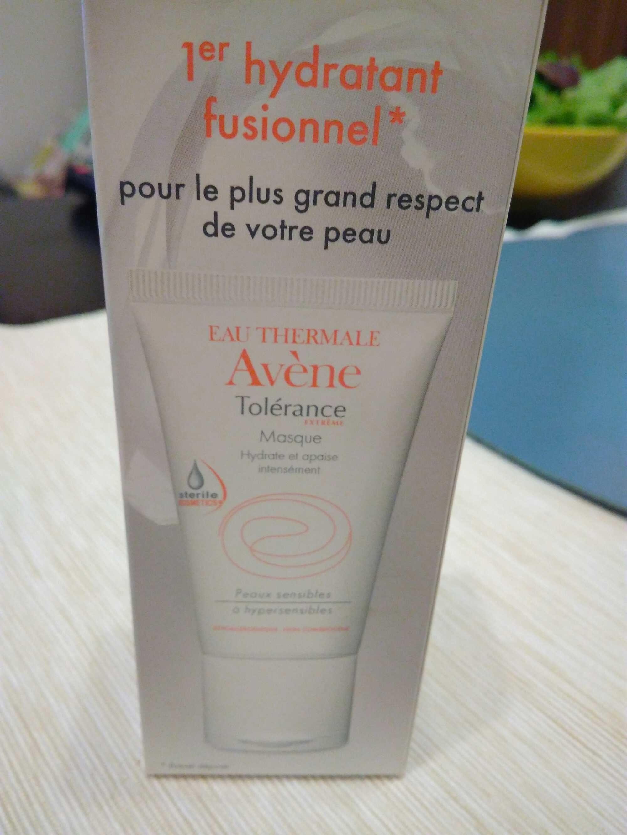 Tolérance extrême - Product - fr