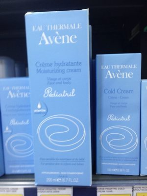 Crème hydratante avene pediattil - Product - fr