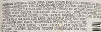 Klorane Shampooing à L'extrait Essentiel D'olivier - Ingredients