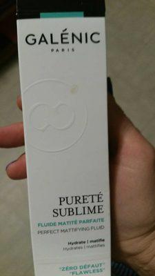 Pureté sublime - Product - fr