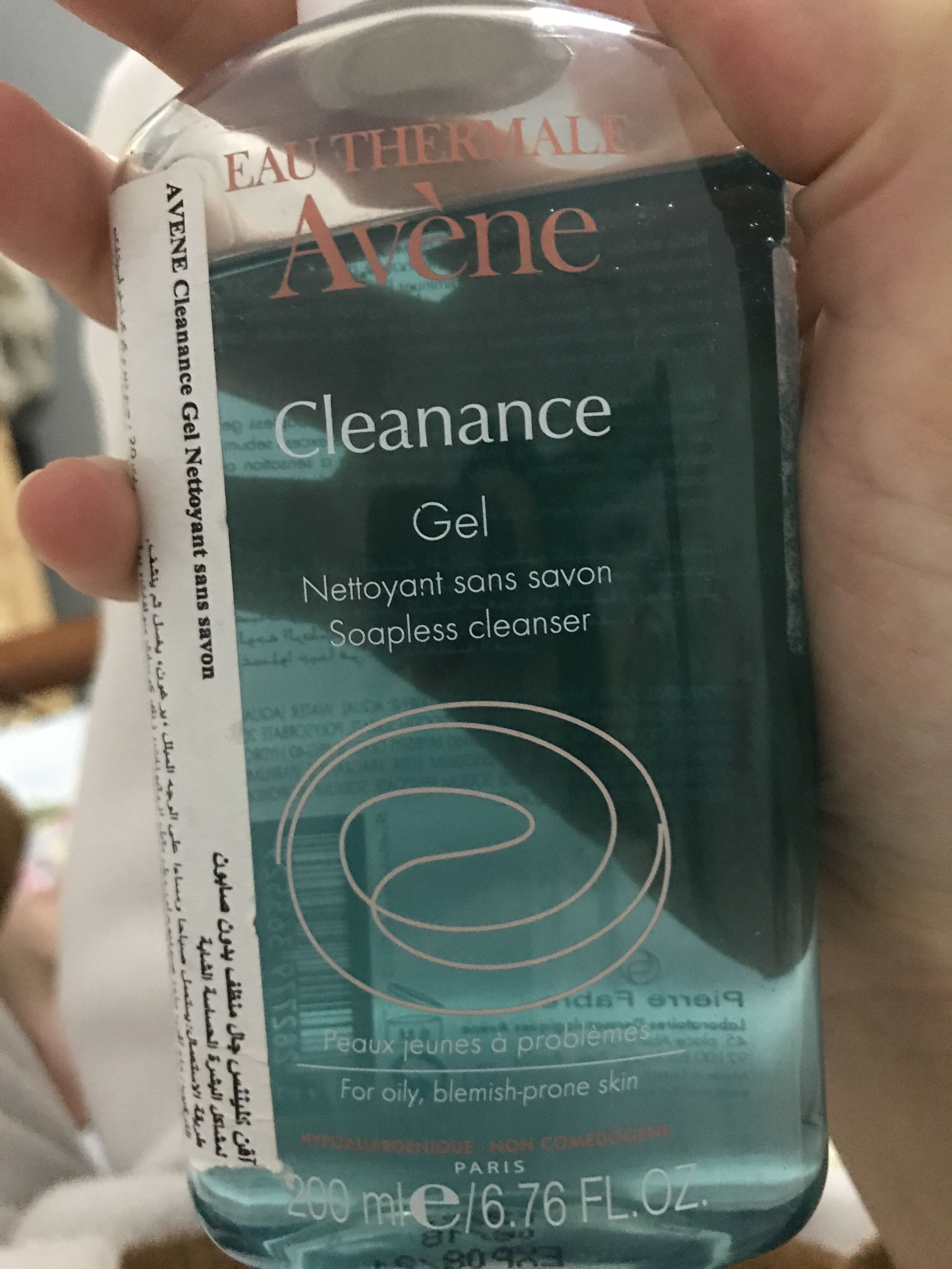 Avene Cleanance Gel Nettoyant - Product - fr