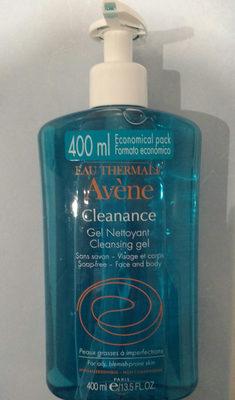 Avene Cleanance Gel Nettoyant - Product
