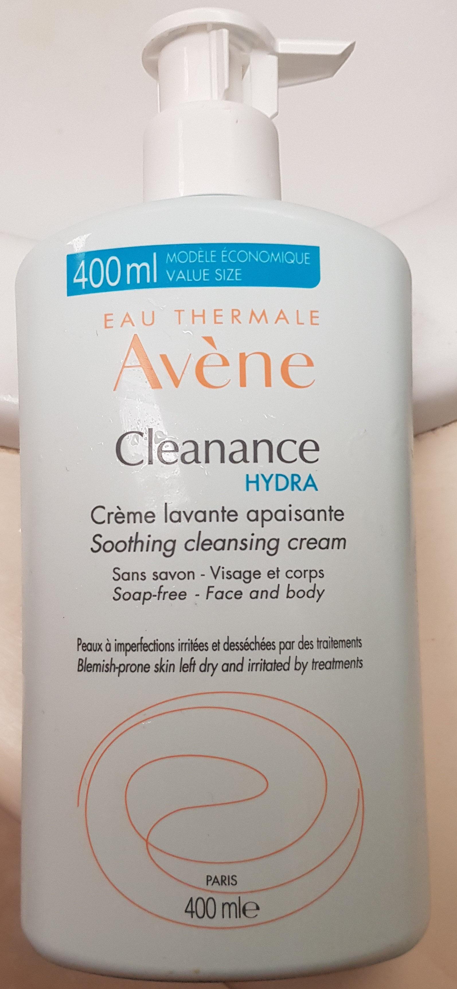 Cleanance hydra - Produit - fr