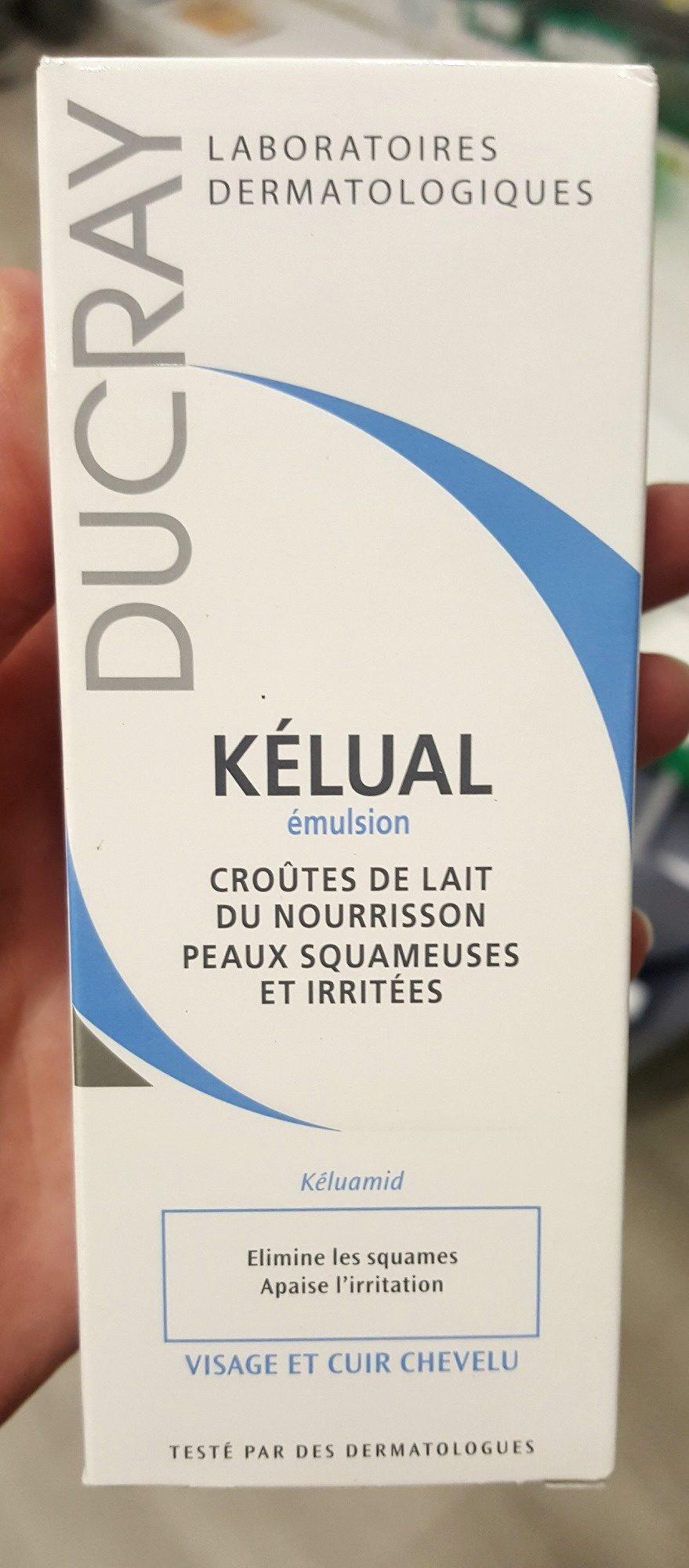 Kélual Émulsion - Ducray - Produit