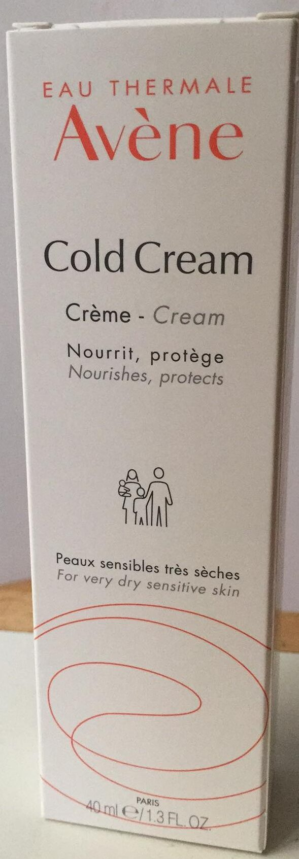 Cold Cream - crème - Product - fr