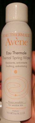 Eau thermale - Product - en
