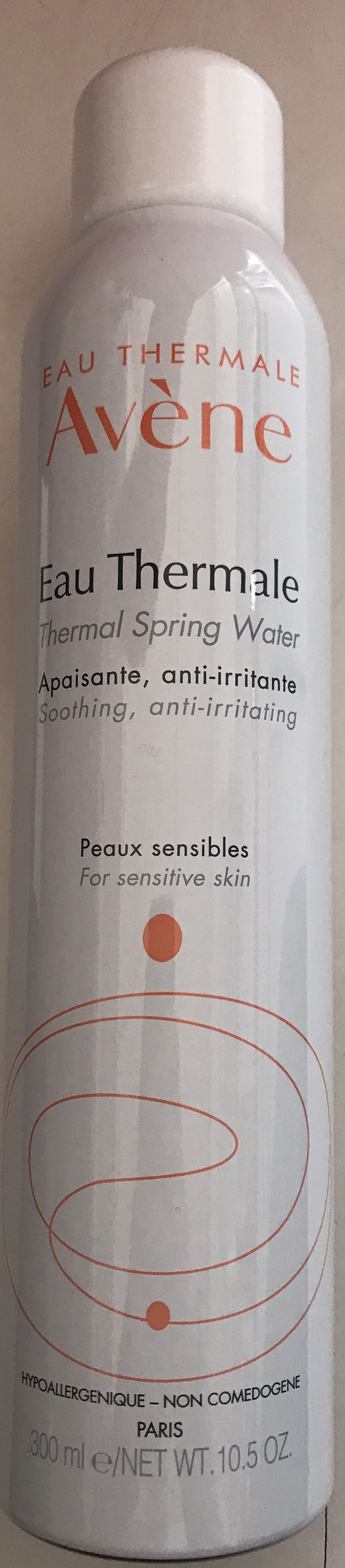 Eau thermale - Product