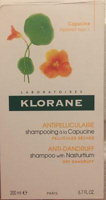 Shampooing Antipelliculaire à L'extrait De Capucine - Produit