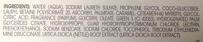Séboréducteur - Ingredients