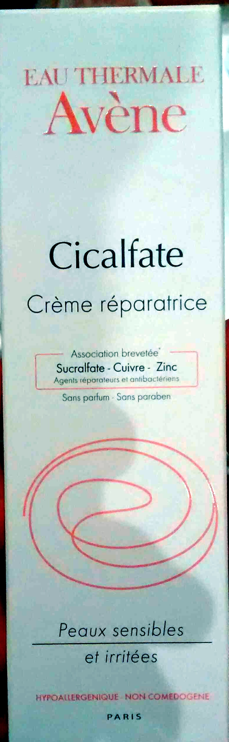 Cicalfate - Produit