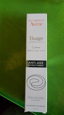 Eluage Crème anti-âge restructurant - Product - fr