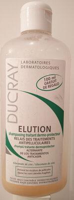 Elution - shampooing traitant dermo-protecteur - Product - en