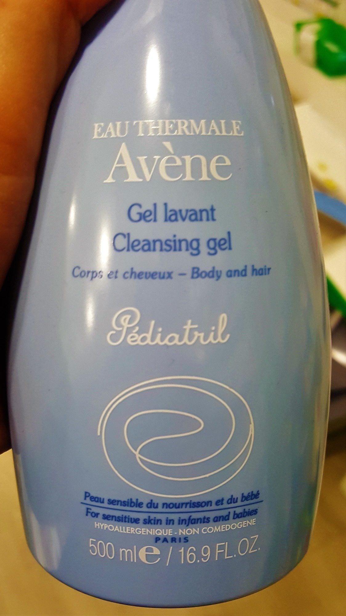 Avène Gel Lavant Pediatril - Product - fr