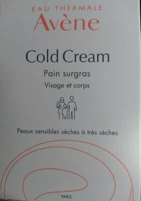 Cold Cream - Product - fr