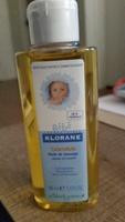 Klorane Bébé Huile de Massage Calendula - Product - fr