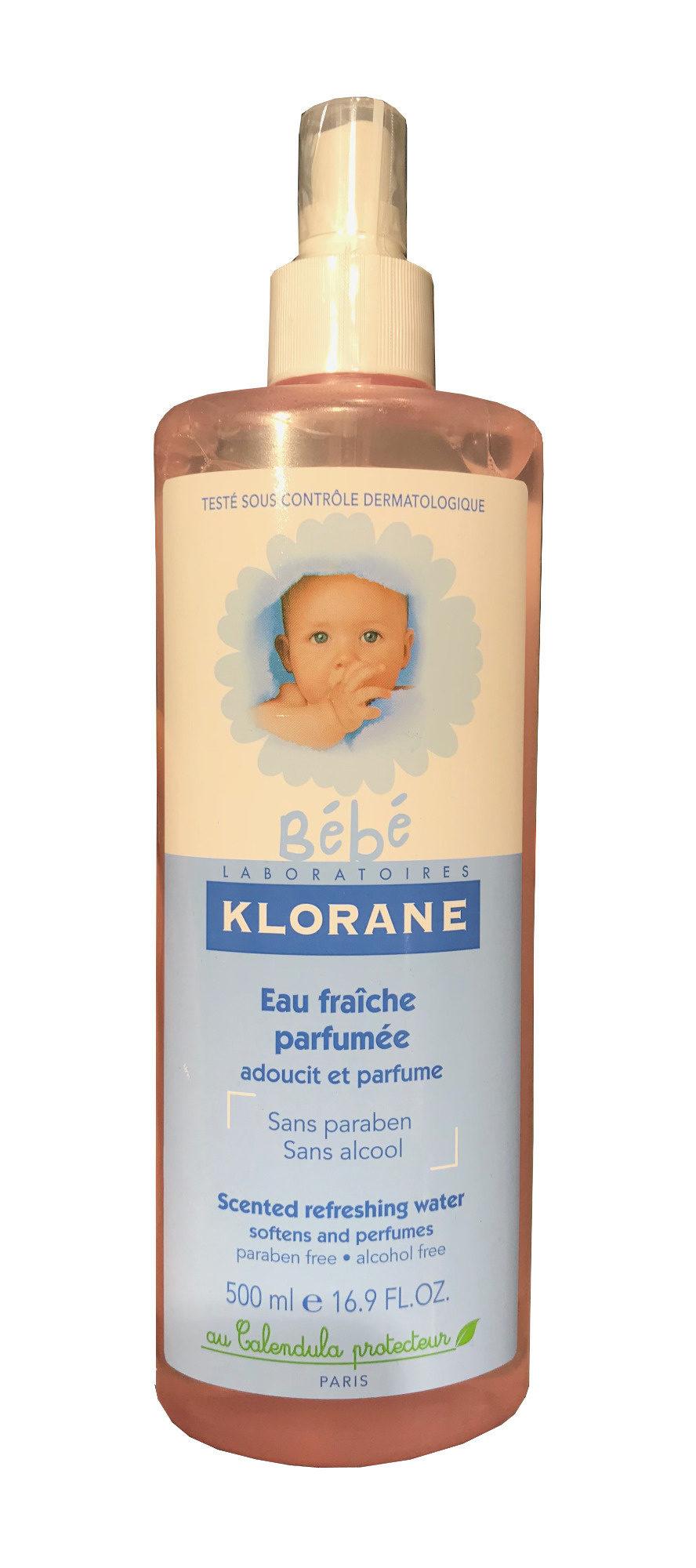 Eau fraîche parfumée - Product - fr