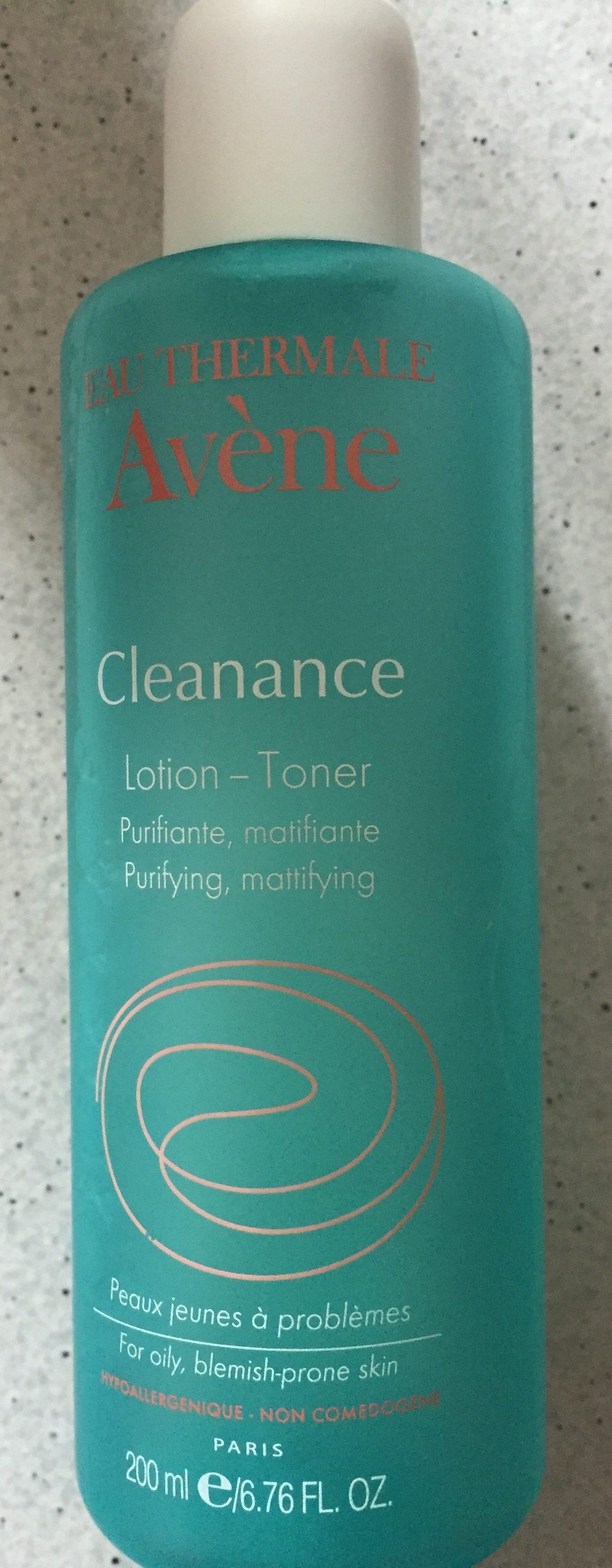 Cleanance Lotion purifiante peaux jeunes à problèmes - Product - fr