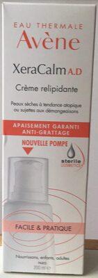 XeraCalm A.D Crème relipidante - Produit - fr