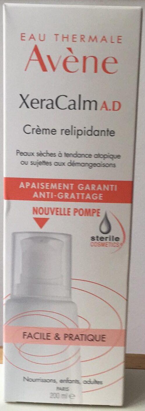 XeraCalm A.D Crème relipidante - Product - fr