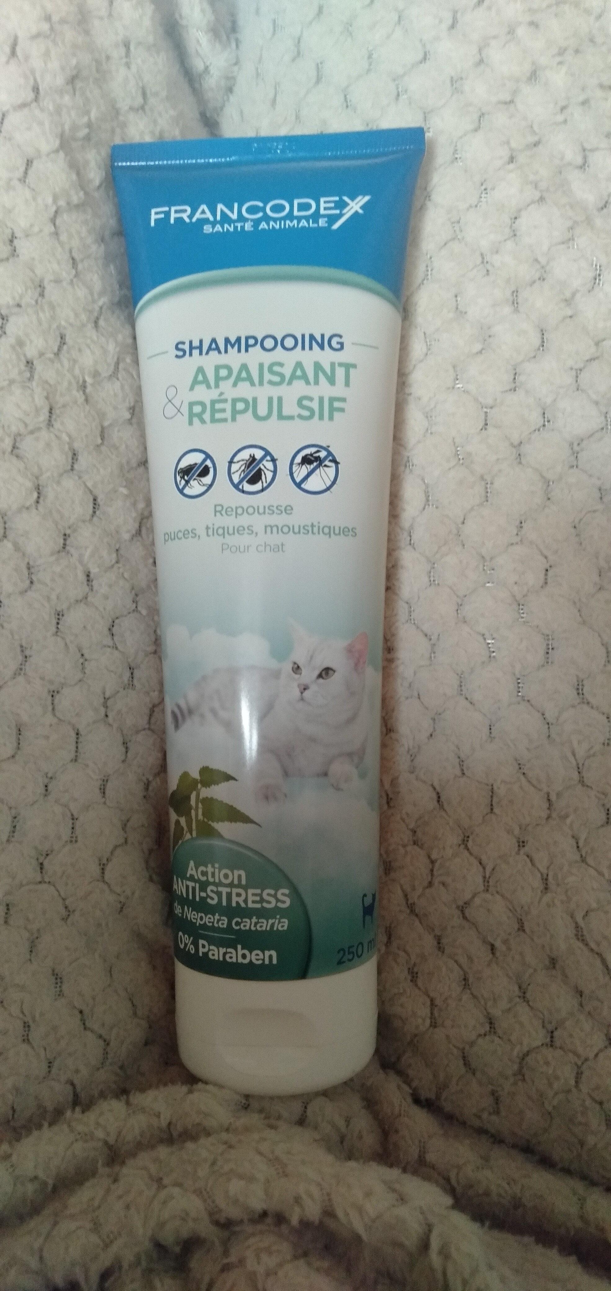 shampoing apaisant & répulsif - Produit - fr