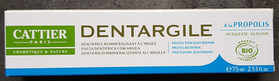 Dentargile Propolis - 75 ML - Product - fr