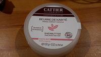 Beurre de Karité 100% bio - Produit - fr